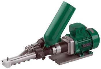 Cварочный экструдер 6002 PС3